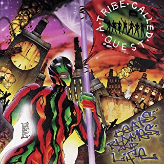 A Tribe Called Quest Poster,Unframed 20x20 Inches Art Poster Print