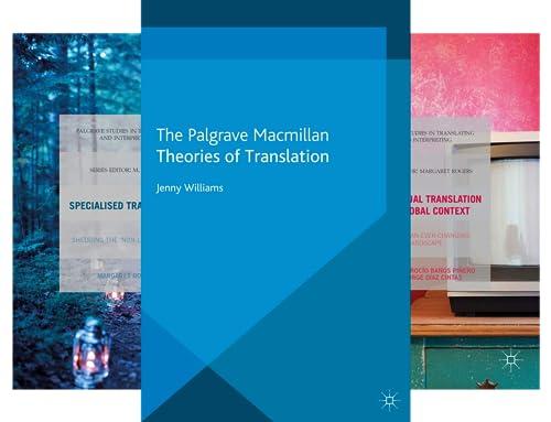 Palgrave Studies in Translating and Interpreting (26 Book Series)