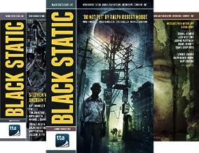 Black Static Magazine (51-62) (12 Book Series)