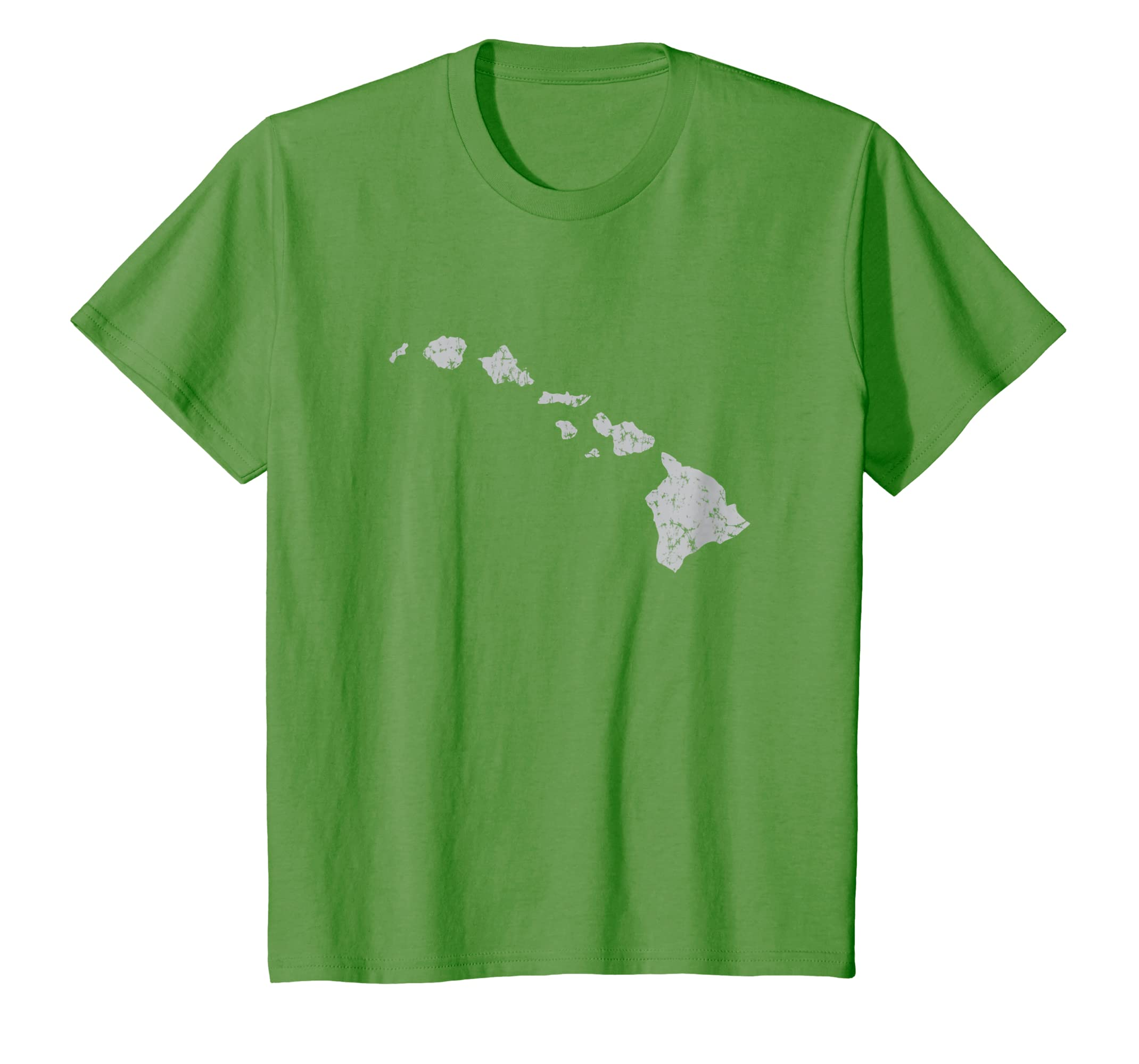 Amazon.com  Hawaiian Island Chain Retro Graphic T-shirt  Clothing c254273e1
