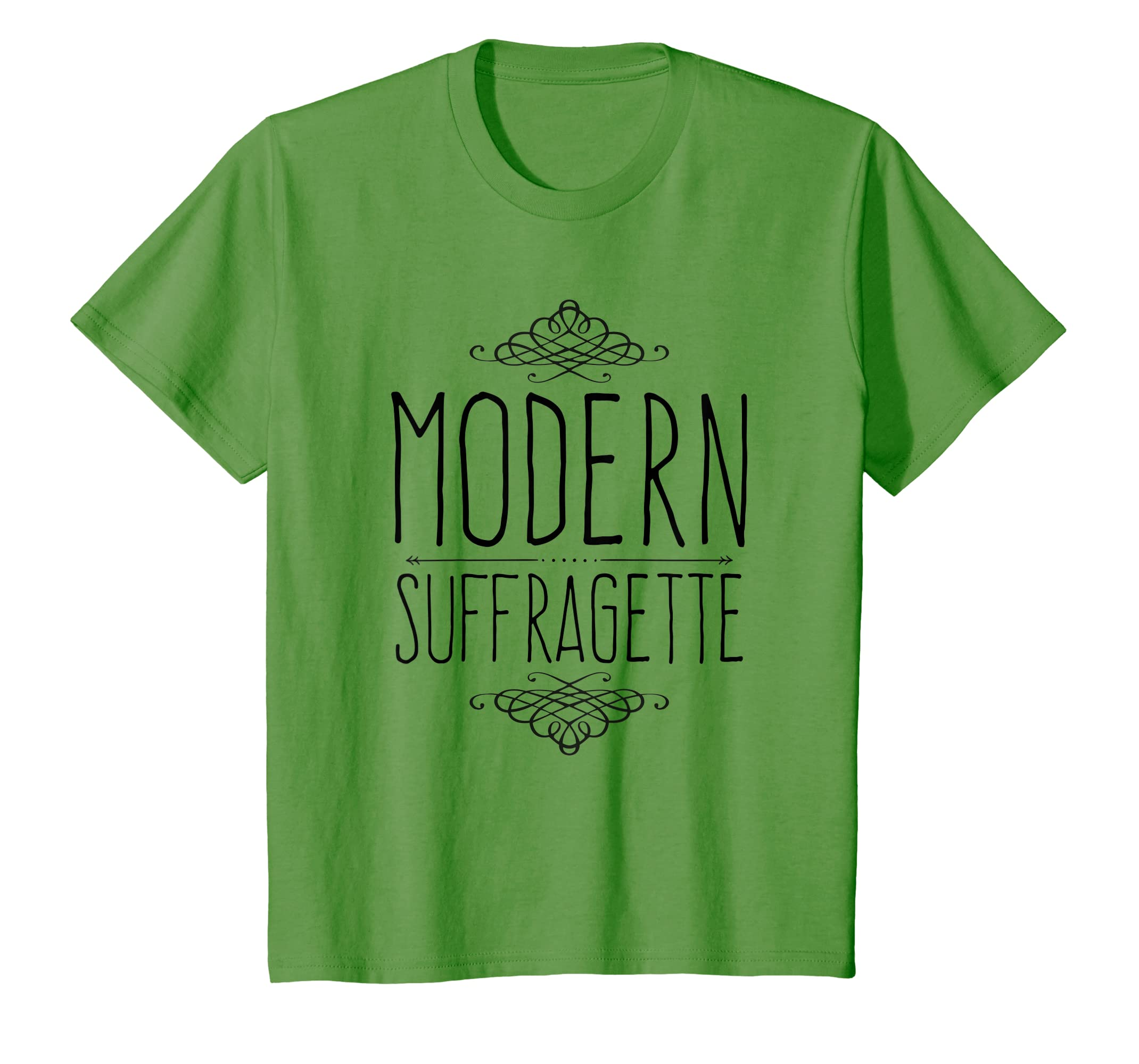 c848acb8 Amazon.com: Modern Suffragette - Cute Feminist T-Shirt: Clothing
