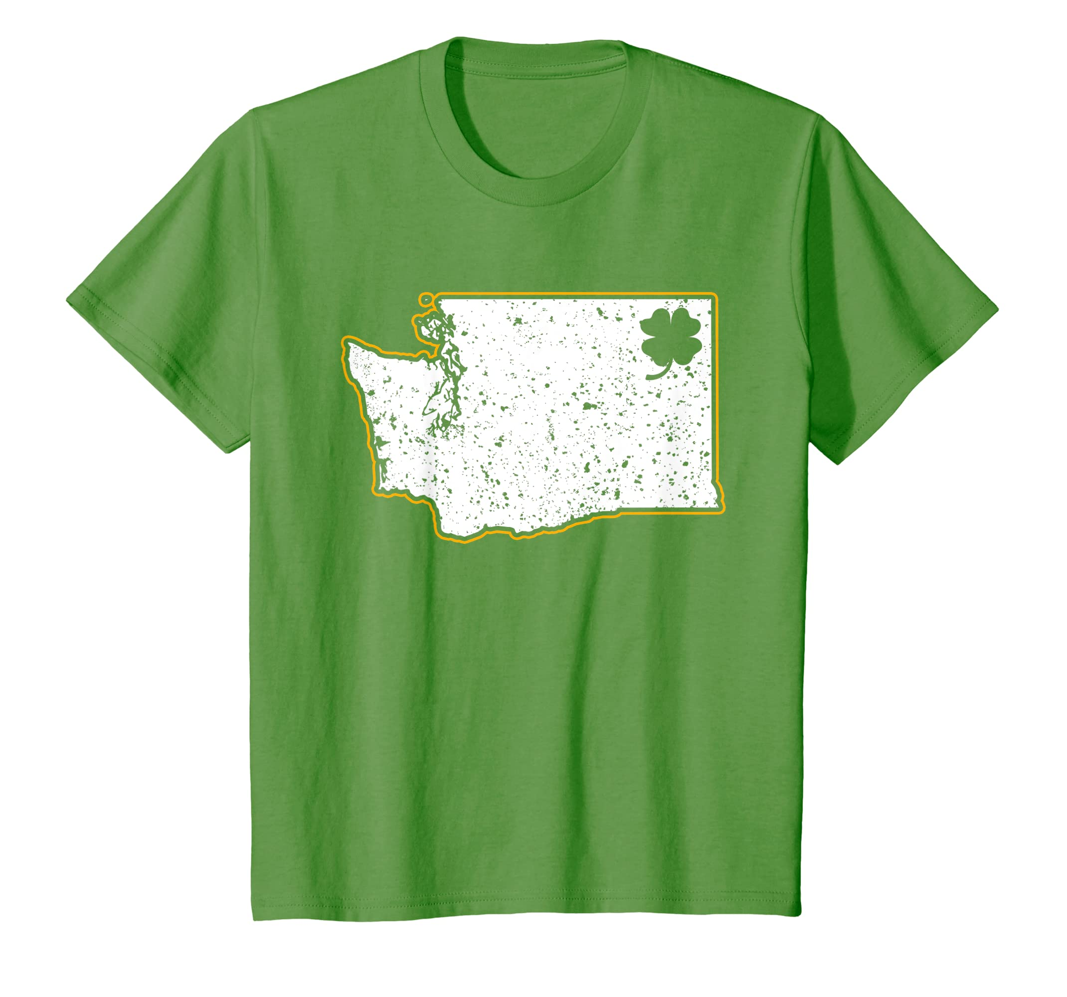Amazon.com: St Patrick's Day Washington State Map Irish ... on route 90 map washington, interstate 90 map washington, seattle map washington, i-405 map washington, i-5 map washington, highway 20 map washington, i-90 wamap, interstate 5 map washington, i90 map washington,