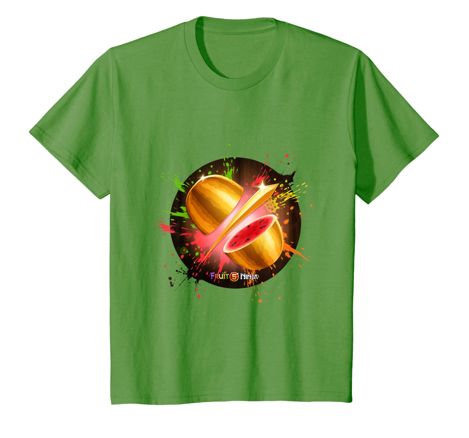 Fruit Ninja -5 Year Anniversary T-Shirt
