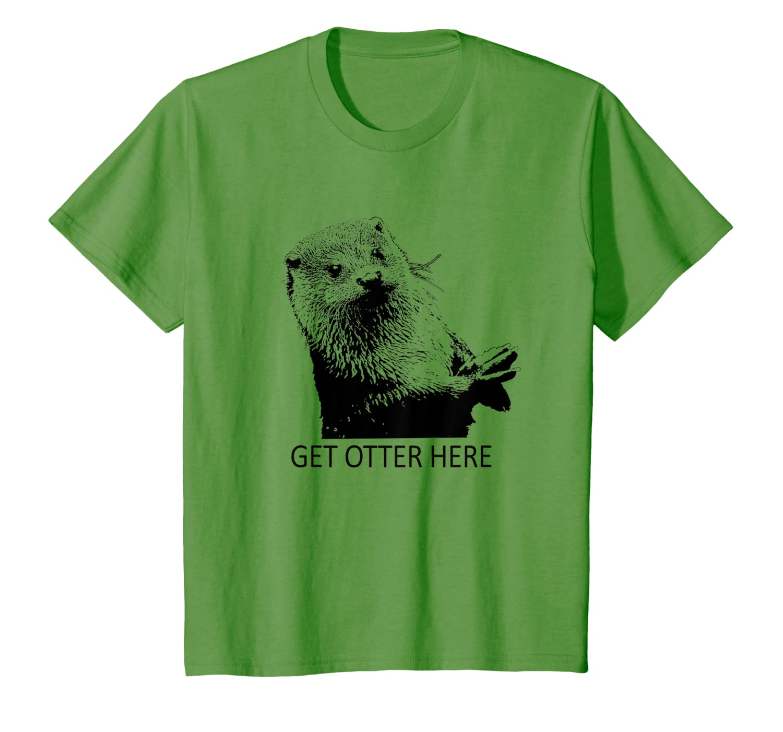 42f8e3d278 Amazon.com: Get Otter Here
