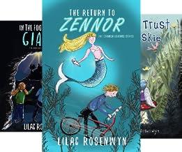 Cornish Legends (3 Book Series)