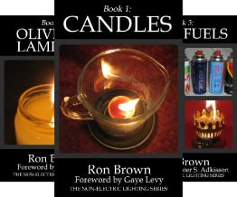 The Non-Electric Lighting Series (8 Book Series)