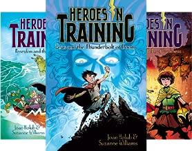 Heroes in Training (16 Book Series)