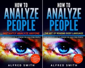Underground Playbook for Analyzing People (2 Book Series)