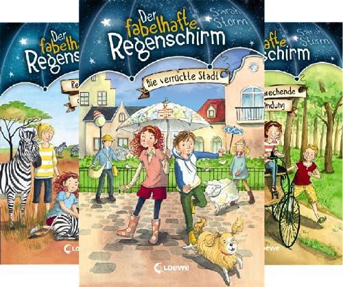 Der fabelhafte Regenschirm (Reihe in 6 Bänden)