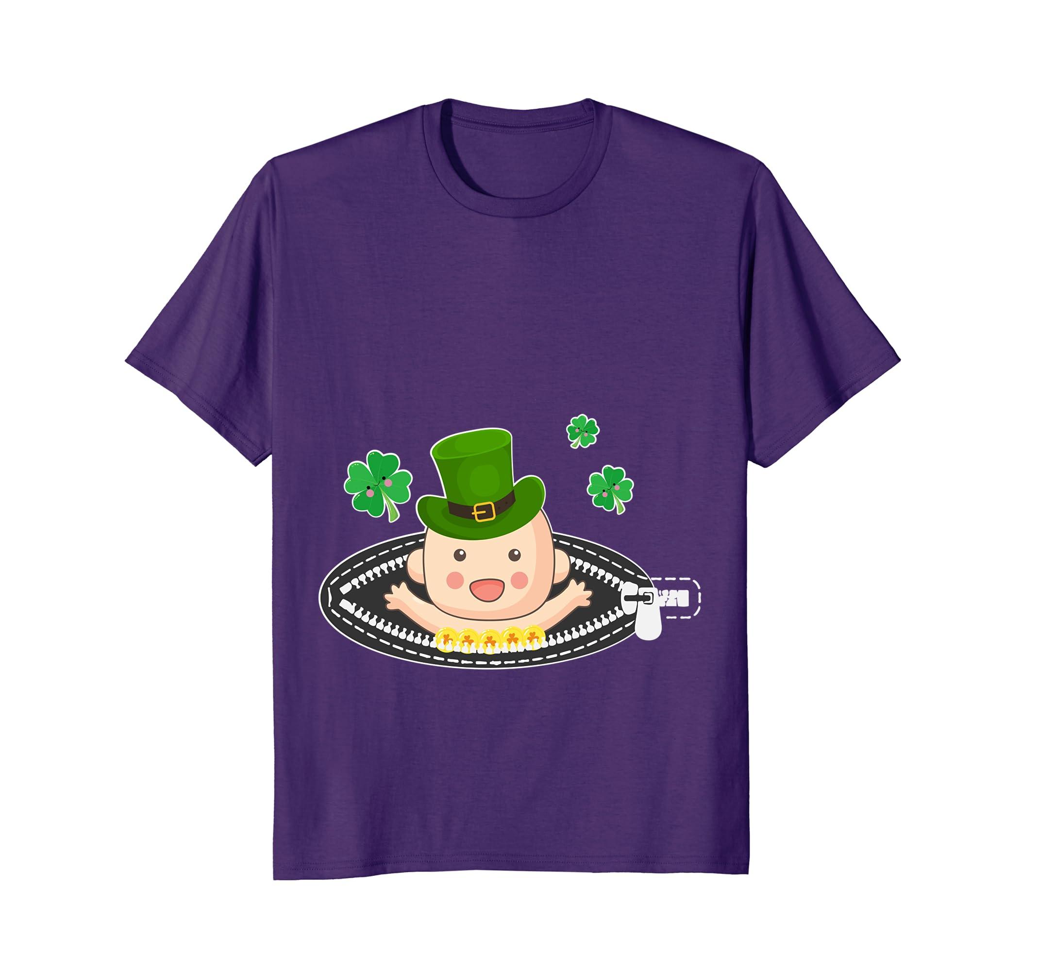 Baby Happy Saint Patrick T Shirt