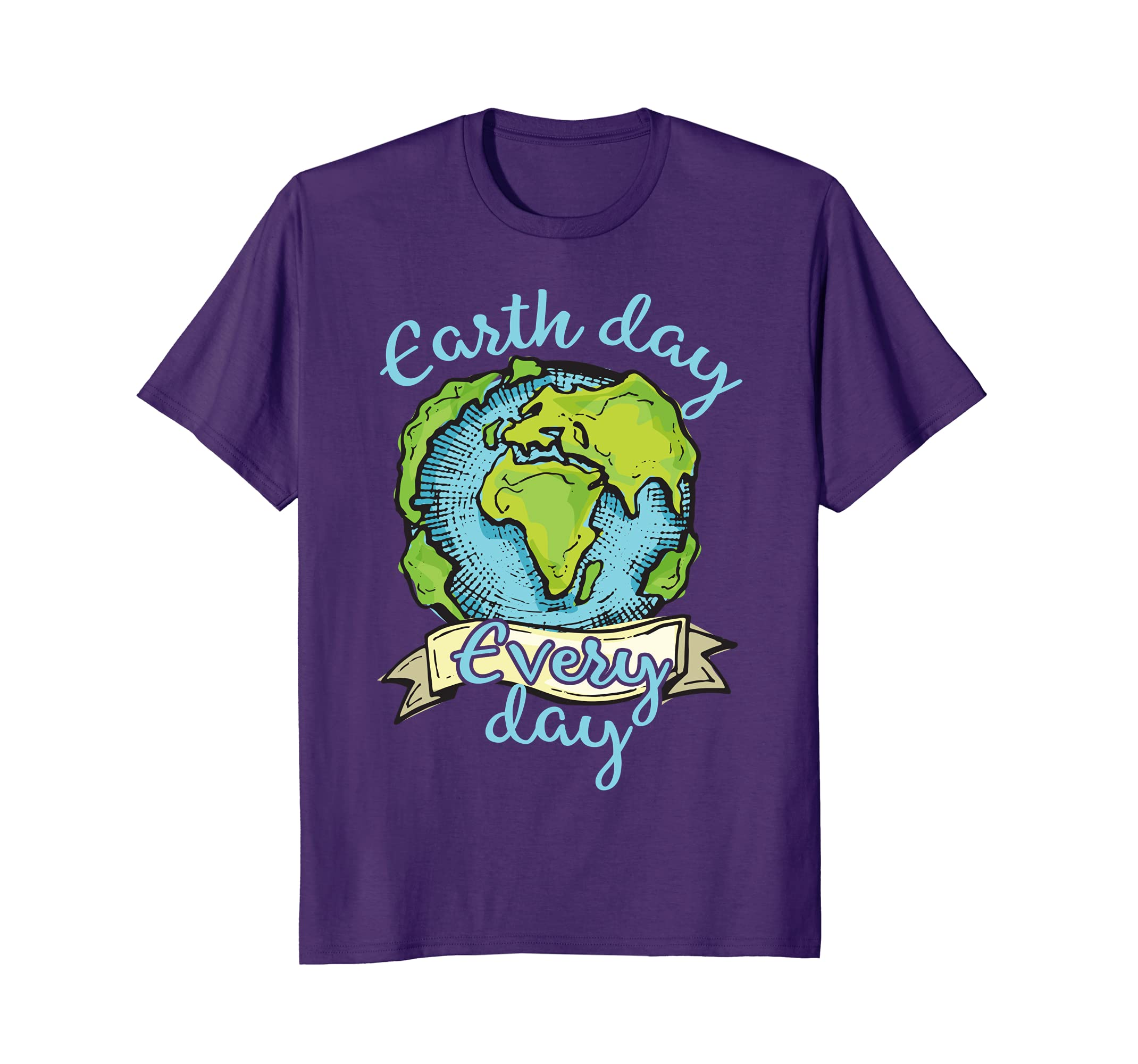 Earth Day Every Day World Mother's Day Love Nature Tshirt-Teehay