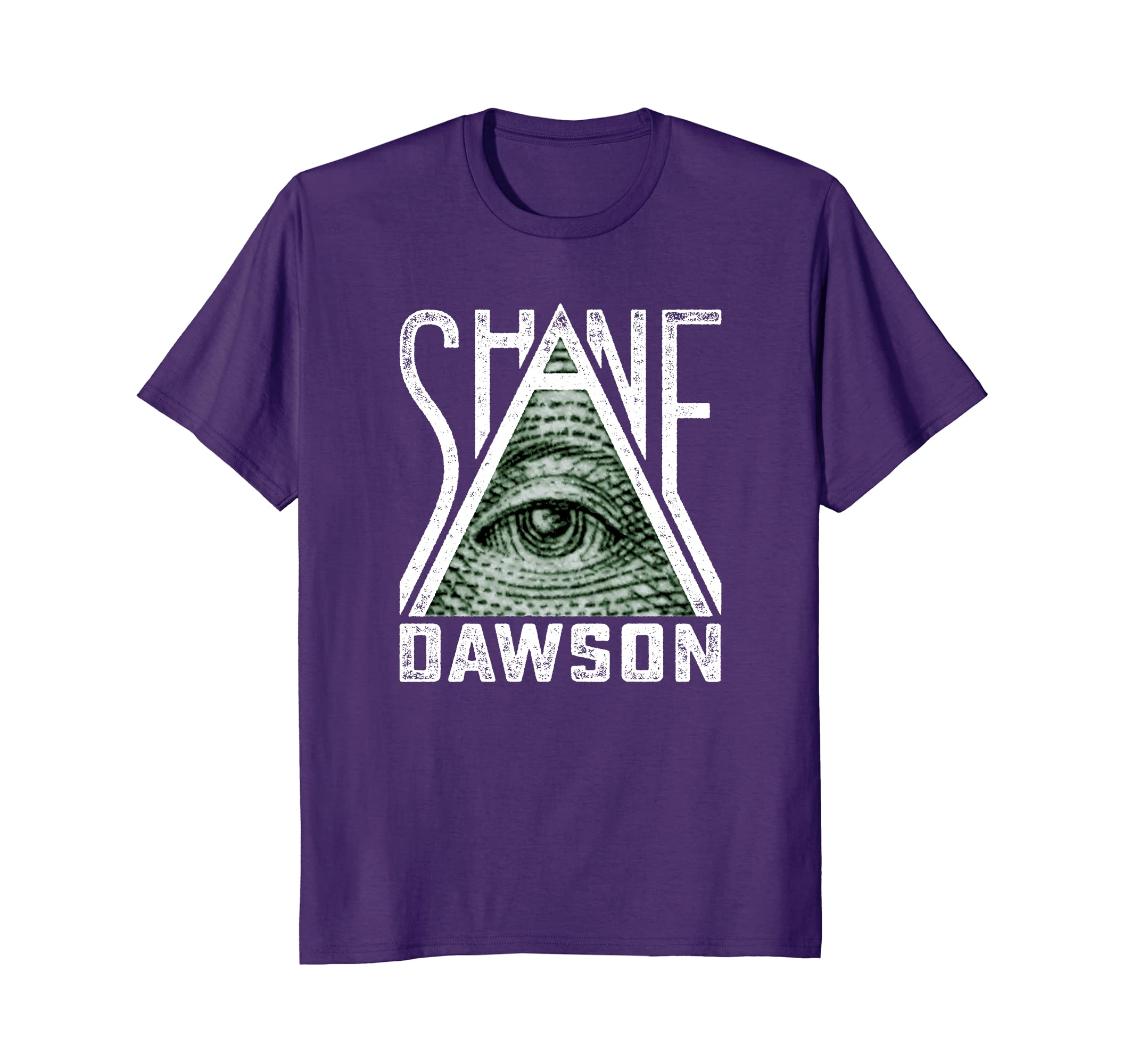 Shane Dawson All-Seeing Eye T-Shirt-alottee gift