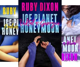 Ice Planet Honeymoon (3 Book Series)