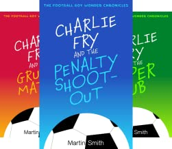 The Football Boy Wonder Chronicles (3 Book Series)