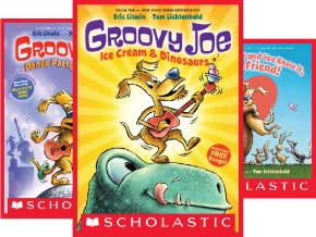 Groovy Joe (3 Book Series)