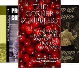 Corner Scribblers Quarterly Collections (7 Book Series)