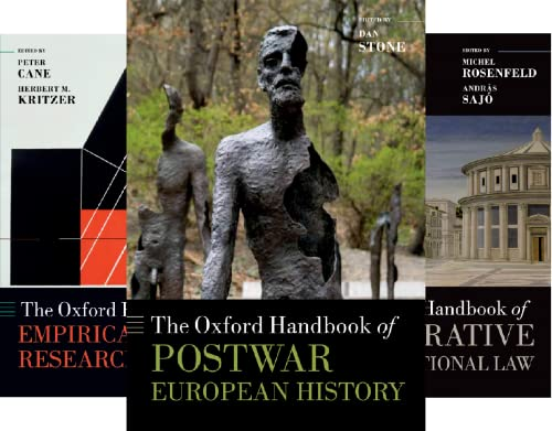 OXFORD HANDBOOKS (51-100) (50 Book Series)