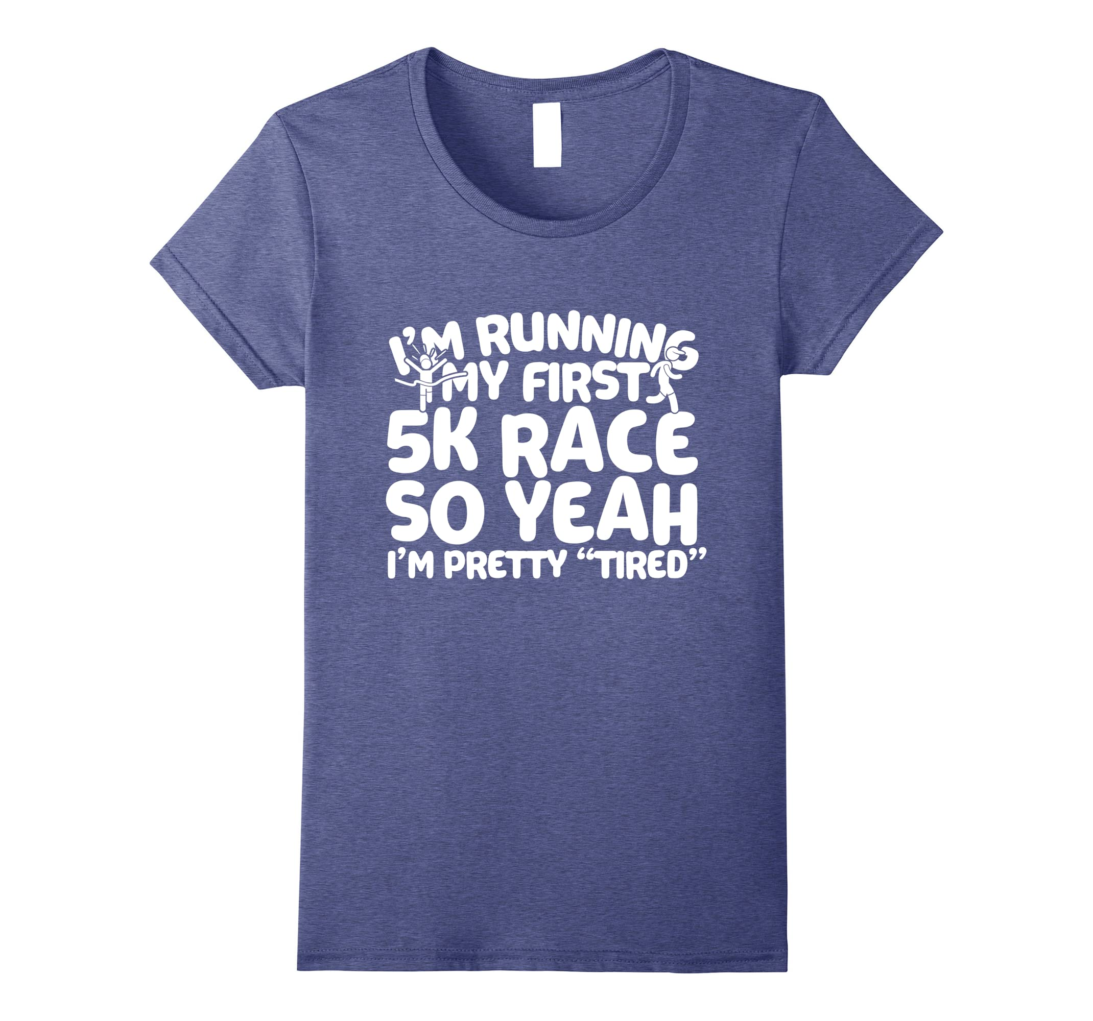 Amazon Im Running My First 5K Race T Shirt Clothing