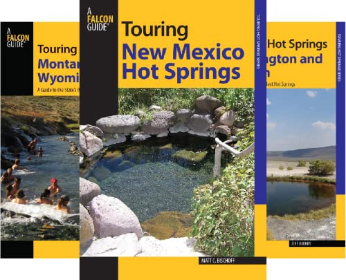 Touring Hot Springs (9 Book Series)