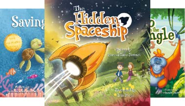 Save The Planet Books (5 Book Series)