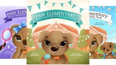 Paw Elementary (4 Book Series)