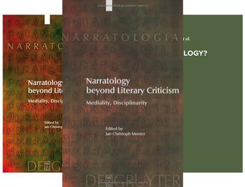 Narratologia (30 Book Series)