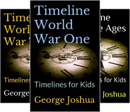 Timelines for Kids (6 Book Series)