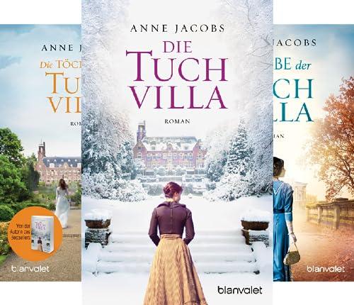 Die Tuchvilla Saga (Reihe in 4 Bänden)