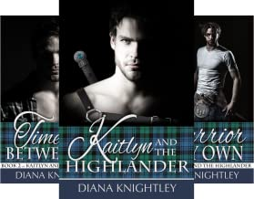Kaitlyn and the Highlander (10 Book Series)
