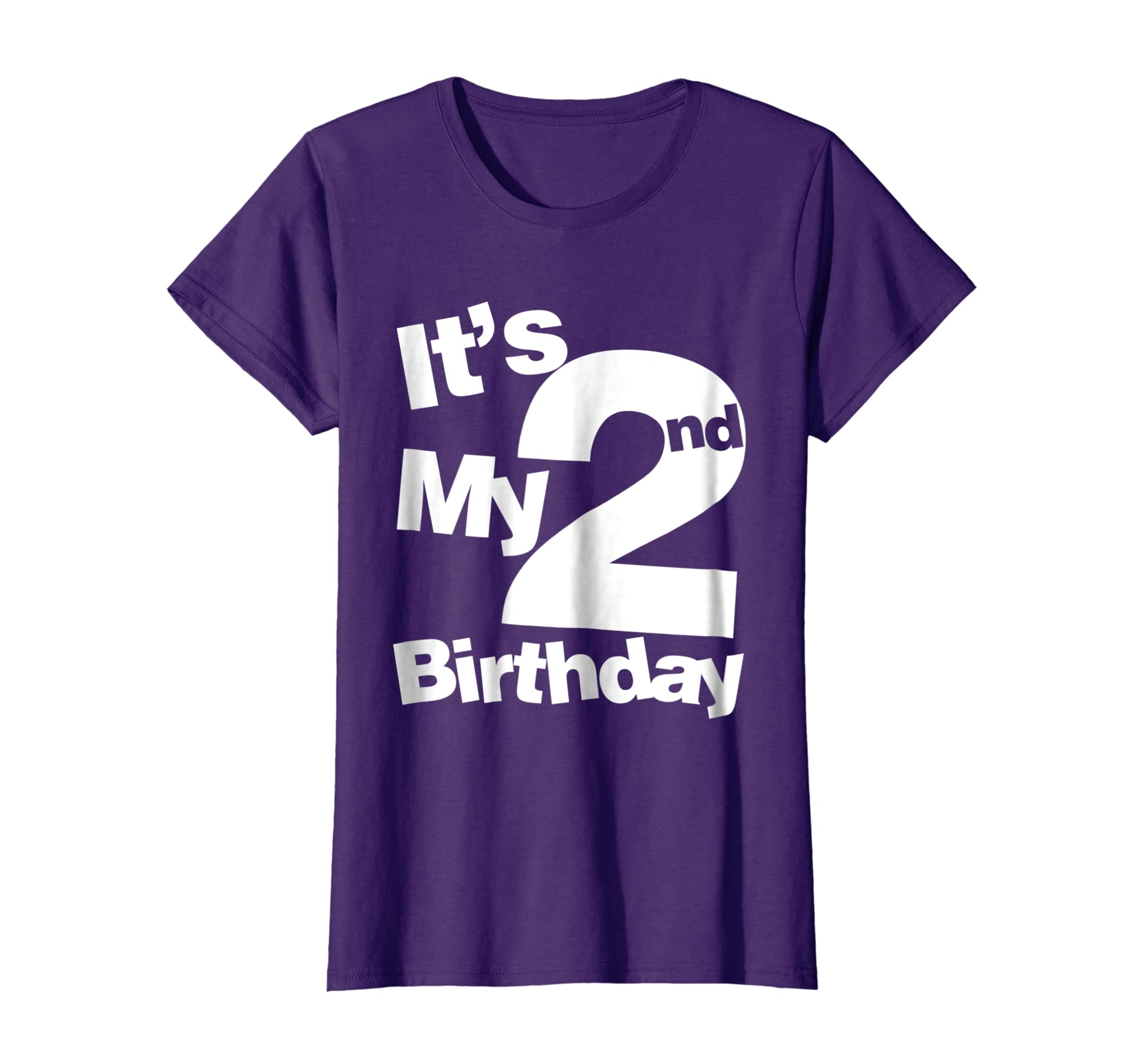 Amazon 2nd Birthday Shirt Its My T 2 Clothing