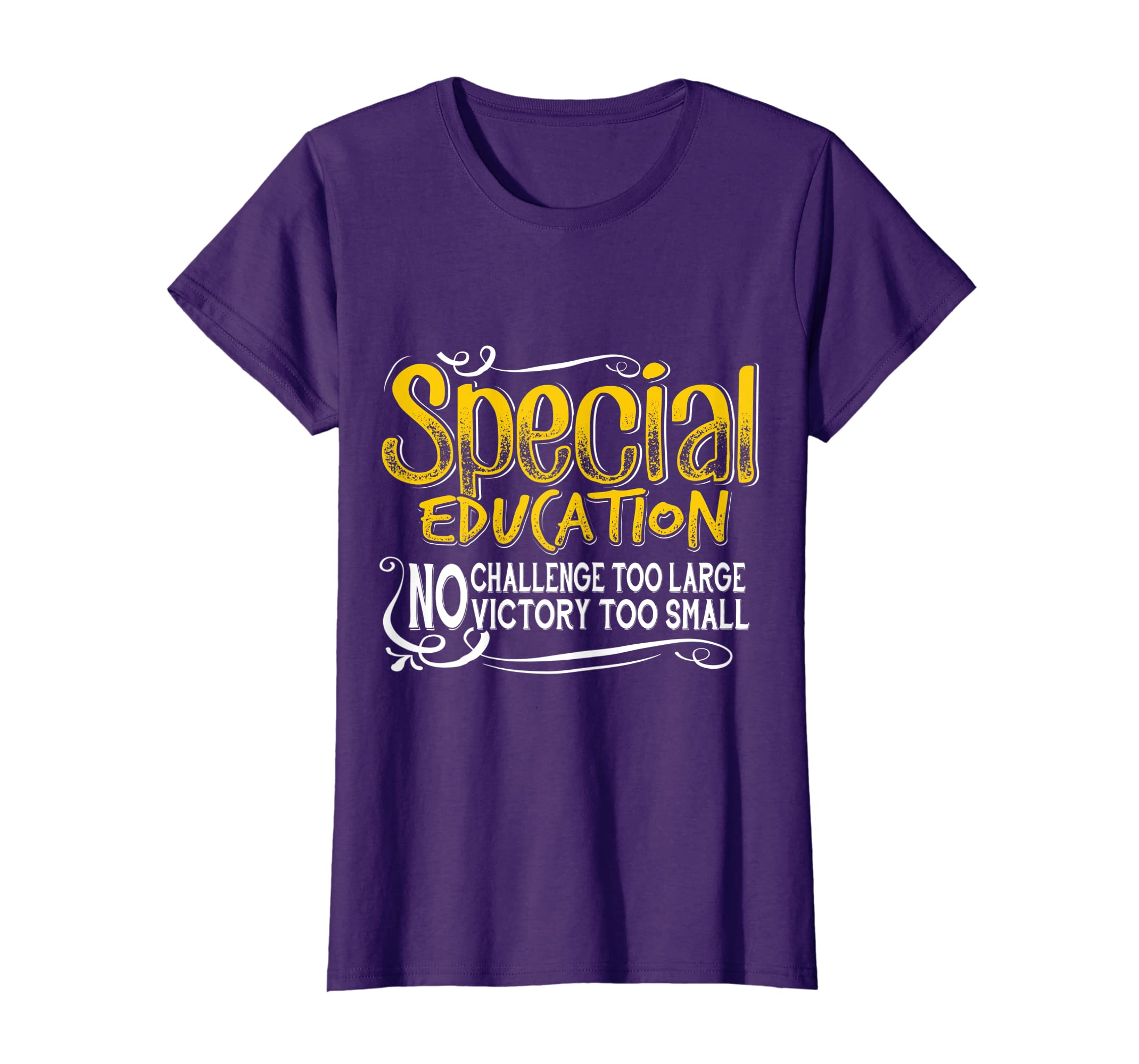 Special Education Challenge For >> Amazon Com Sped School Shirt Special Education Teacher Gift Mom Tee