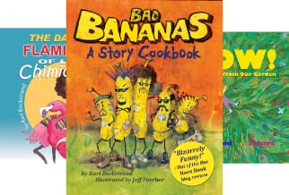 Food Books for Kids (3 Book Series)