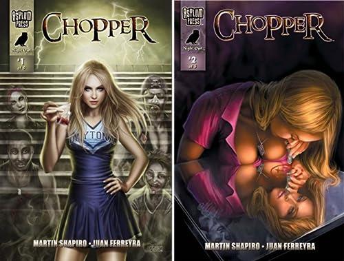 Chopper (2 Book Series)