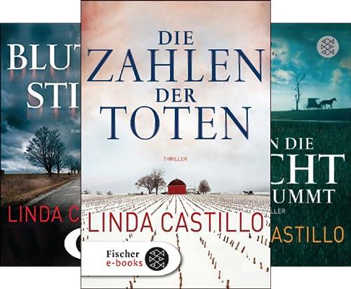Kate Burkholder (Reihe in 11 Bänden)