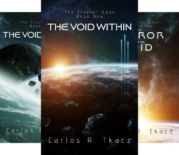 The Cluster Saga (3 book series) (Kindle Edition)
