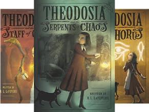 The Theodosia Series (4 Book Series)