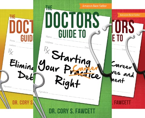 The Doctors Guide (5 Book Series)