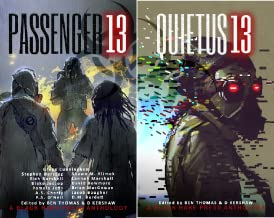 Pandemic (2 Book Series)