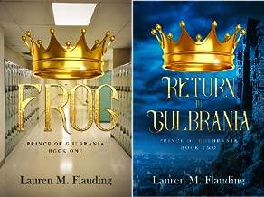 Prince of Gulbrania (2 Book Series)