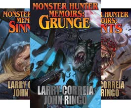 Monster Hunter Memoirs (3 Book Series)
