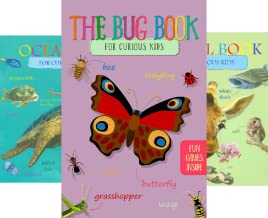 Books For Curious Kids (3 Book Series)