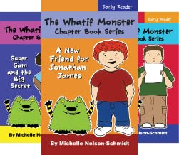 The Whatif Monster Chapter Book Series (4 Book Series)
