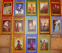 Royal Diaries Series 10 Books Set