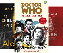 Dr Who (3 Book Series)