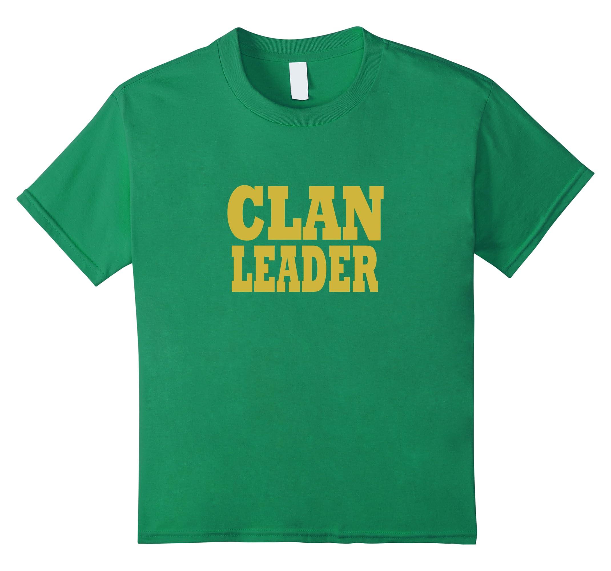 Clan Leader T Shirt