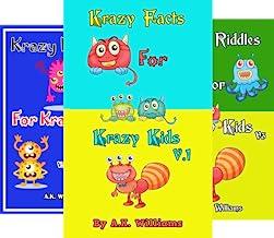 Jokes & Riddles (5 Book Series)
