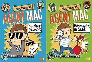 Die Agent Mac-Reihe (Reihe in 2 Bänden)