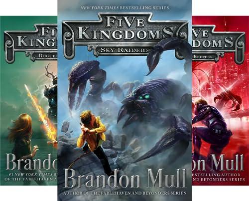 Five Kingdoms (5 Book Series)の詳細を見る