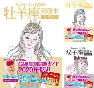 [まとめ買い] キャメレオン竹田の開運本 2020年版