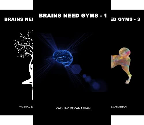 Brains Need Gyms (31 Book Series)